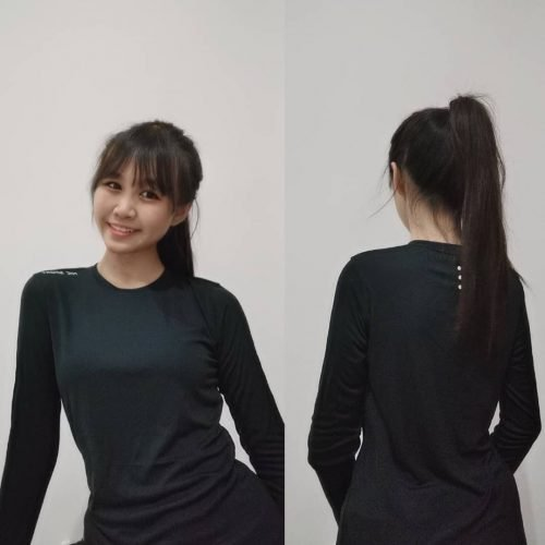 UltraCooling Long Sleeves / Slimfit for Women photo review